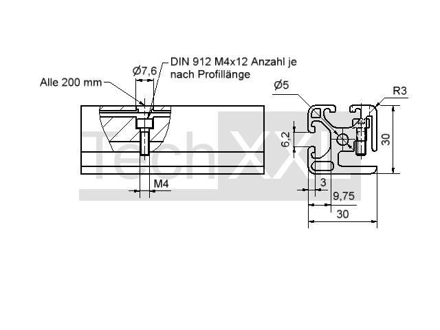 1180 mm selbstklebend, sand 6,85€//m /Übergangsprofil 30 mm gew/ölbt selbstklebend in 6 Eloxalfarben T/ürprofil Schweller Ausgleichsprofil